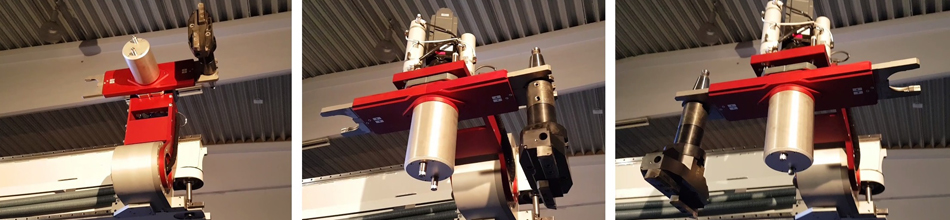 Automatic Tool Changer - ATC-V50-3 (Robot)